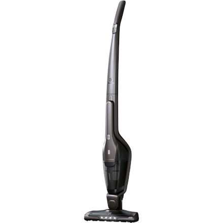 Electrolux Vacuum cleaner Ergorapido EER73IGM Cordless operating, Handstick and Handheld, 14.4 V, Operating time (max) 30 min,  Iron Grey, Warranty 24 month(s)