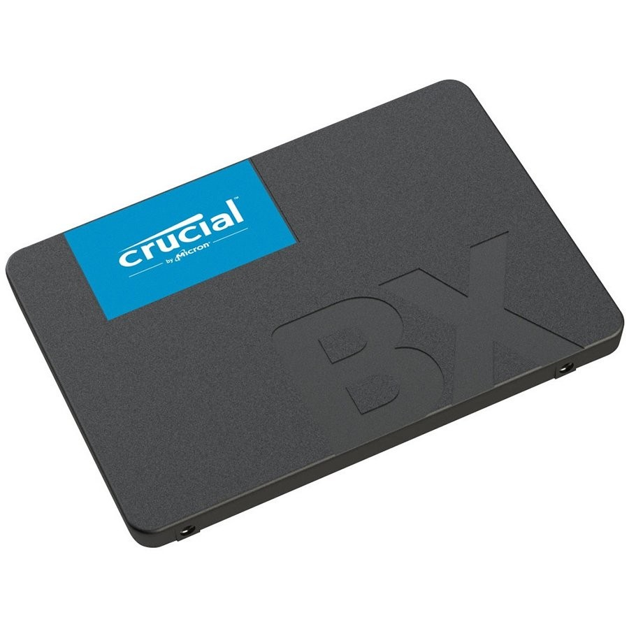 "CRUCIAL BX500 120GB SSD, 2.5"" 7mm, SATA 6 Gb/s, Read/Write: 540 / 500 MB/s"