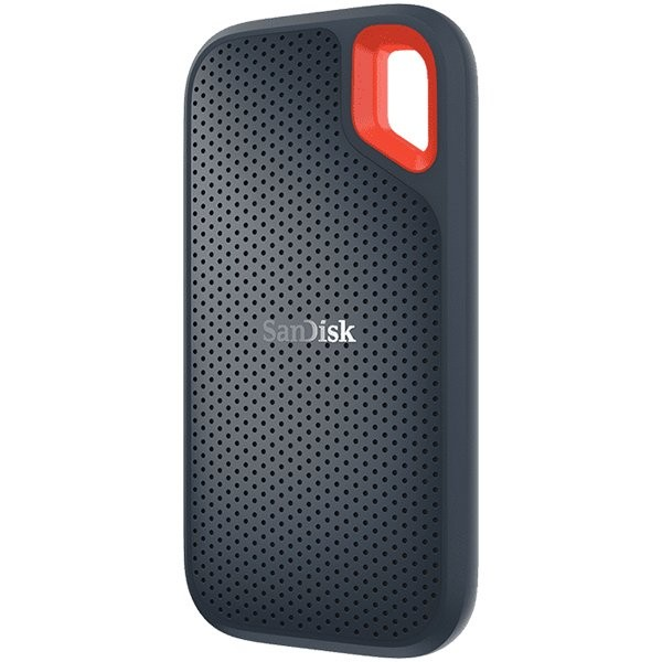SANDISK Extreme 1TB External SSD, USB 3.1/Type-C, Read/Write: 550 / 550 MB/s, waterproof/dustproof/shockproof