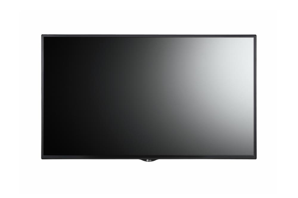 """LG 55SM5KE-B infoekraan 139,7 cm (55"""") LCD Full HD Digital signage lameekraan Must Web OS"""