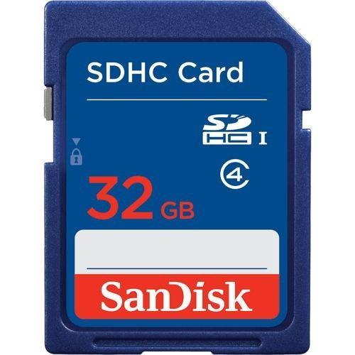 MEMORY SDHC 32GB/SDSDB-032G-B35 SANDISK