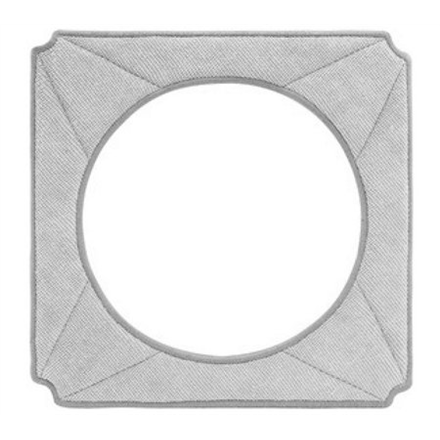 Ecovacs Cleaning Pads for WINBOT X W-CC2A 2 pc(s), Grey