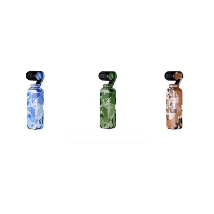 PGYTECH Skins for DJI Osmo Pocket stabilizer (Camouflage Set, 3pcs)
