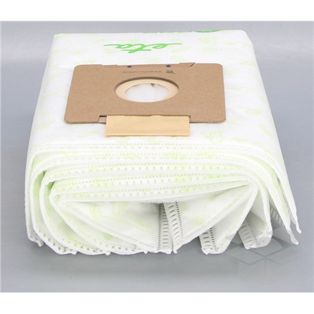 ETA Vacuum cleaner bags  Hygienic ETA960068010 Suitable for all ETA, Gallet bagged vacuum cleaners and others (the list attached), Number of bags 5 + microfilter 155x145 mm