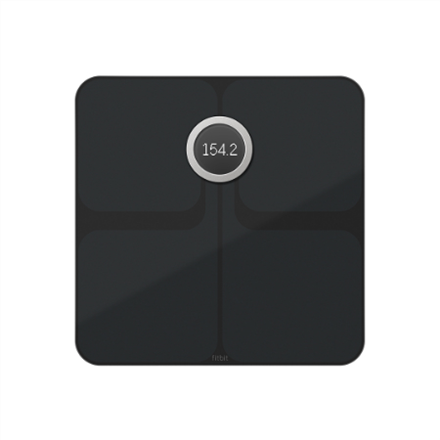 Fitbit Aria 2 scales Black