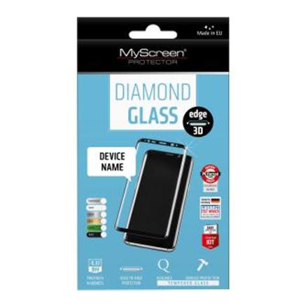 MyScreen Diamond glass ( full screen ) for Samsung Galaxy S9 Plus 3D Black