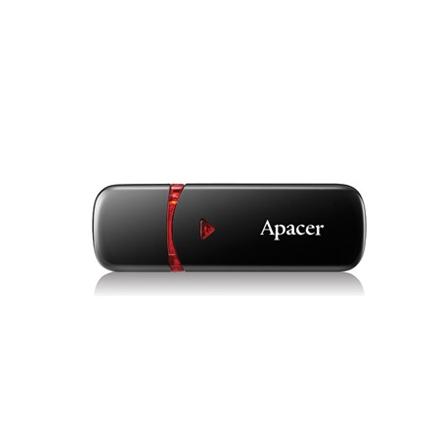APACER USB2.0 Flash Drive AH333 64GB Black RP Apacer