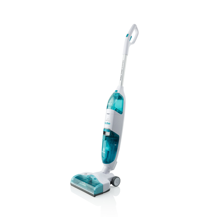 ETA Vacuum cleaner AQUAMASTER ETA123090000 Handstick 3in1, Dry & Wet cleaning, 22.2 V, Operating time (max) 30 min, 82 dB, White/Green, Warranty 24 month(s)