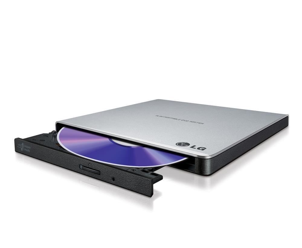 DVD RW USB2 8X EXT RTL/SILVER GP57ES40 HLDS
