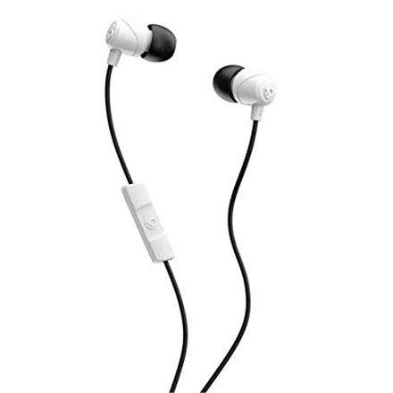 Skullcandy Jib In-ear/Ear-hook, 3.5 mm, Microphone, Black,