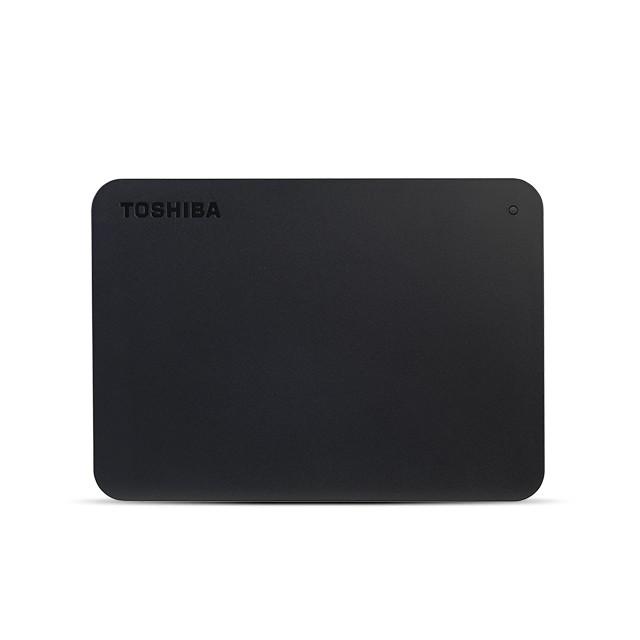 "Toshiba Canvio Basics HDTB440EK3CA 4000 GB, 2.5 "", USB 3.0, Black"