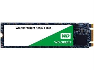 SSD|WESTERN DIGITAL|Green|480GB|M.2|SATA 3.0|Read speed 545 MBytes/sec|MTBF 1000000 hours|WDS480G2G0B