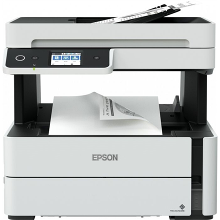 "Epson Multifunctional printer ""EcoTank"" M3170 Mono, PrecisionCore™ TFP print head, All-in-one, A4, Wi-Fi, Grey"