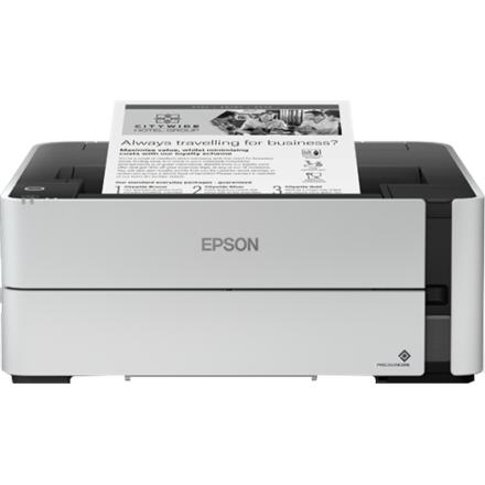 "Epson Printer ""EcoTank"" M1140 Mono, Inkjet, Standard, A4, Grey"