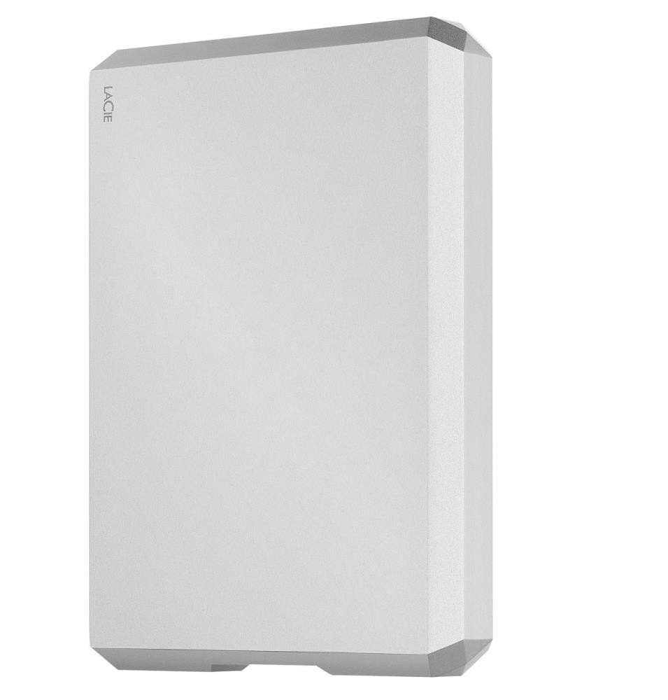 External HDD LACIE Mobile Drive 5TB USB-C Colour Silver STHG5000400