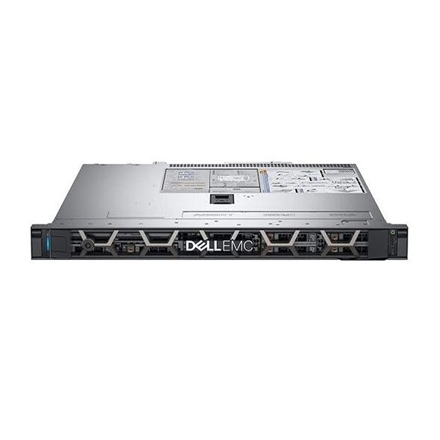 "Dell PowerEdge R340 Rack (1U), Intel Xeon, E-2134, 3.5 GHz, 8 MB, 8T, 4C, UDIMM DDR4, 2666 MHz, No RAM, No HDD, Up to 4 x 3.5"", Hot-swap hard drive bays, PERC H330, Dual Hot Plug, Power supply 350 W, iDRAC9 Basic, Sliding Rails, No OS, Warranty Basic Onsite 36 month(s)"