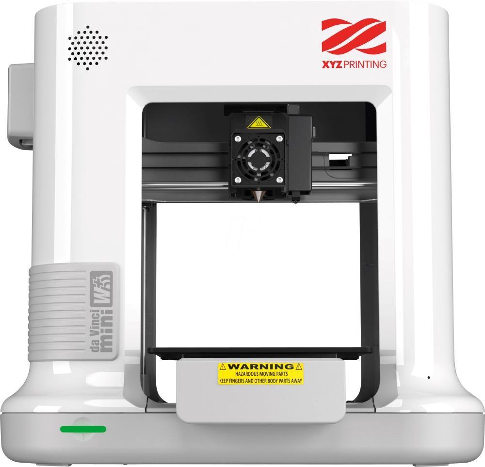 XYZprinting Da Vinci Mini W+ 3D-printer FFF (Fused Filament Fabrication) tehnoloogia WiFi