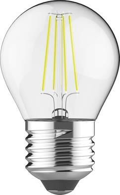 Light Bulb|LEDURO|Power consumption 4 Watts|Luminous flux 400 Lumen|2700 K|220-240V|Beam angle 360 degrees|70202