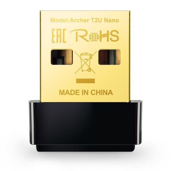 WRL ADAPTER 600MBPS USB/ARCHER T2U NANO TP-LINK