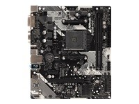 ASROCK B450M-HDV R4.0 AM4 Socket