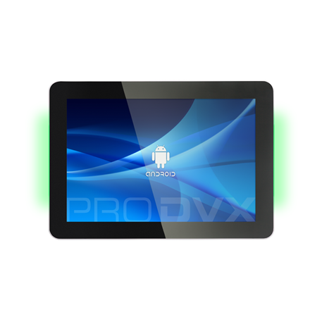 """ProDVX Android Display APPC-10DSKPL 10.1 """", A17, 1.6 GHz, Quad Core, 2 GB DDR3 SDRAM, Wi-Fi, Touchscreen"""