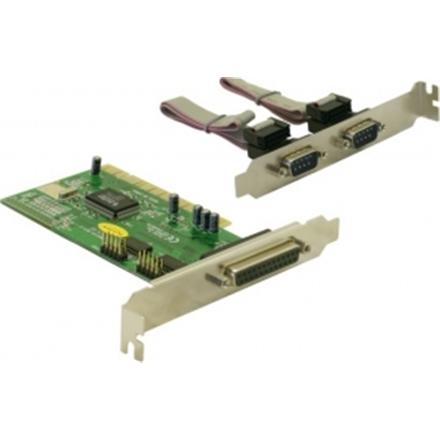 Logilink 2 serial + 1 parallel PCI
