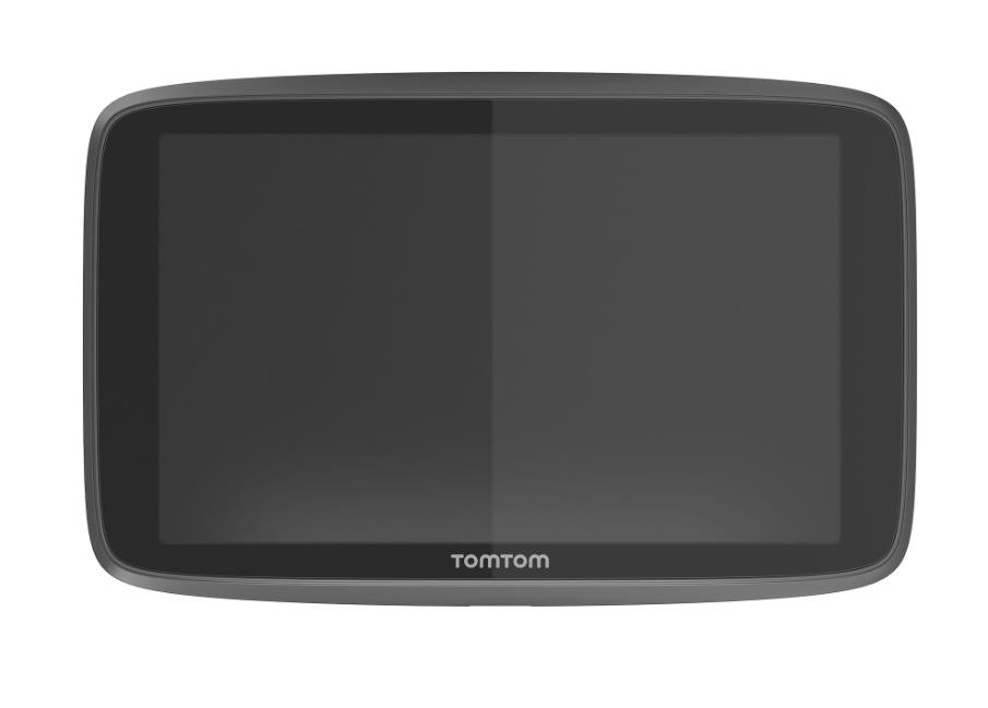 "TomTom Go Camper navigaator Fikseeritud 15,2 cm (6"") Puutetundlik ekraan 262 g Must"