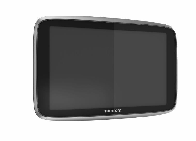 "TomTom Go Premium 6 navigaator 15,2 cm (6"") Puutetundlik ekraan Fixed Black,Grey"