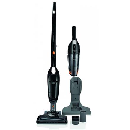 Gorenje Vacuum cleaner SVC144FBK Cordless operating, Handstick and Handheld, 14.4 V, Operating time (max) 38 min, Black, Warranty 24 month(s), Battery warranty 12 month(s)