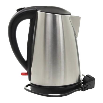 Gorenje K17FE Standard, Stainless steel, Stainless Steel, 2200 W, 360° rotational base, 1.7 L