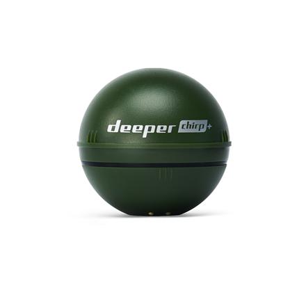 Deeper Smart Sonar Chirp+ Sonar, Military Green