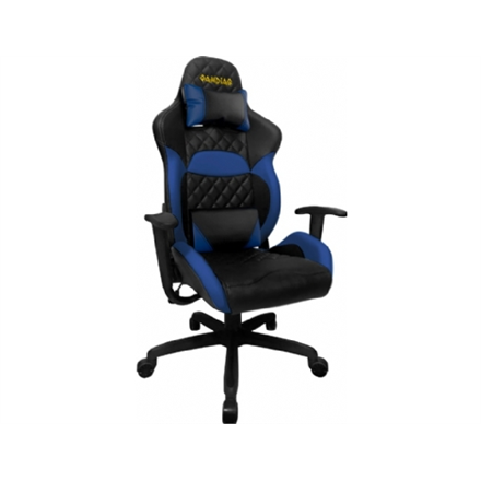 Gamdias Gaming chair, ZELUS E1 L BB, Black/ blue