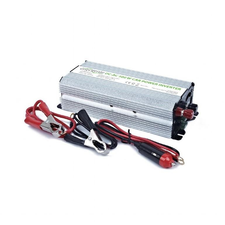 POWER INVERTER CAR 12V 500W/EG-PWC-033 GEMBIRD