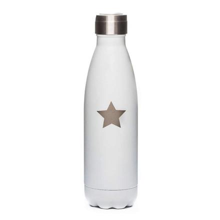 Yoko Design 1451/7899A Isothermal bottle, White, Capacity 0.5 L, Diameter 6.5 cm,