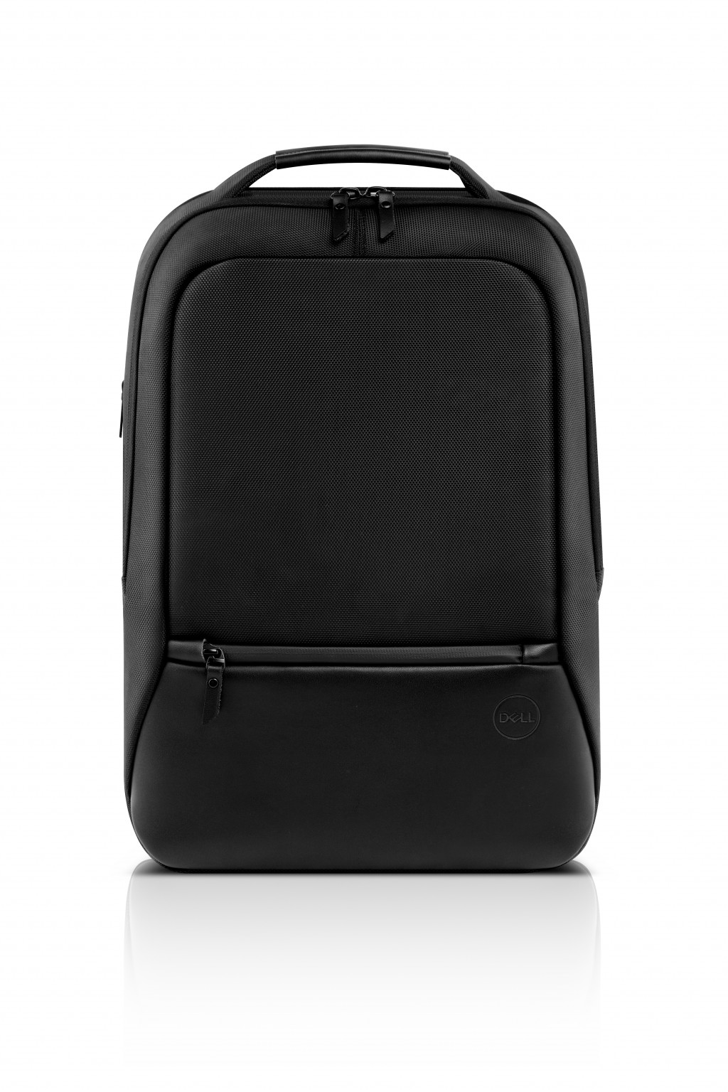 """Dell Premier Slim 460-BCQM Fits up to size 15 """", Black with metal logo, Backpack"""