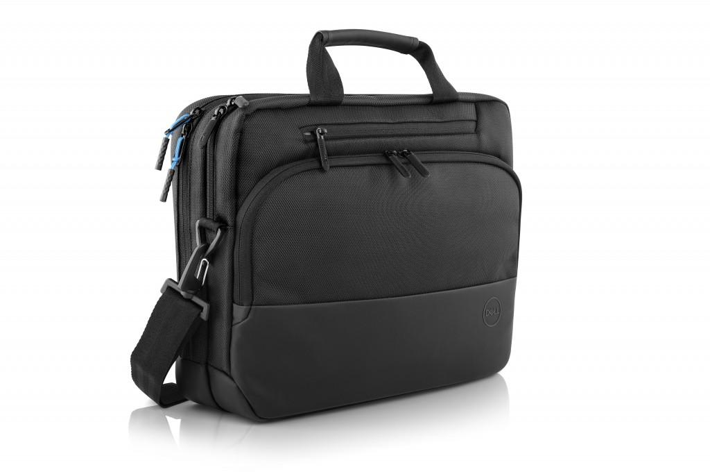 """Dell Pro 460-BCMU Fits up to size 15 """", Black, Shoulder strap, Messenger - Briefcase"""
