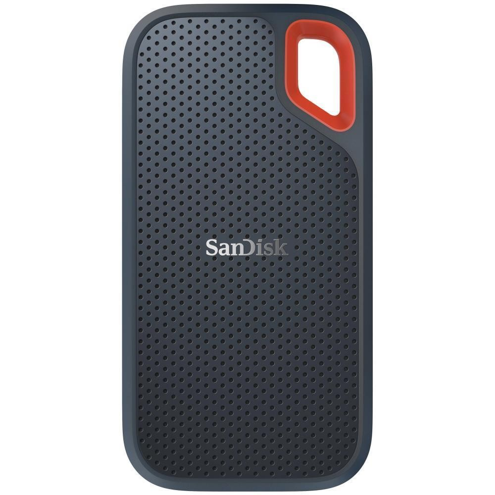 External SSD|SANDISK BY WESTERN DIGITAL|1TB|USB 3.1|Read speed 550 MBytes/sec|SDSSDE60-1T00-G25