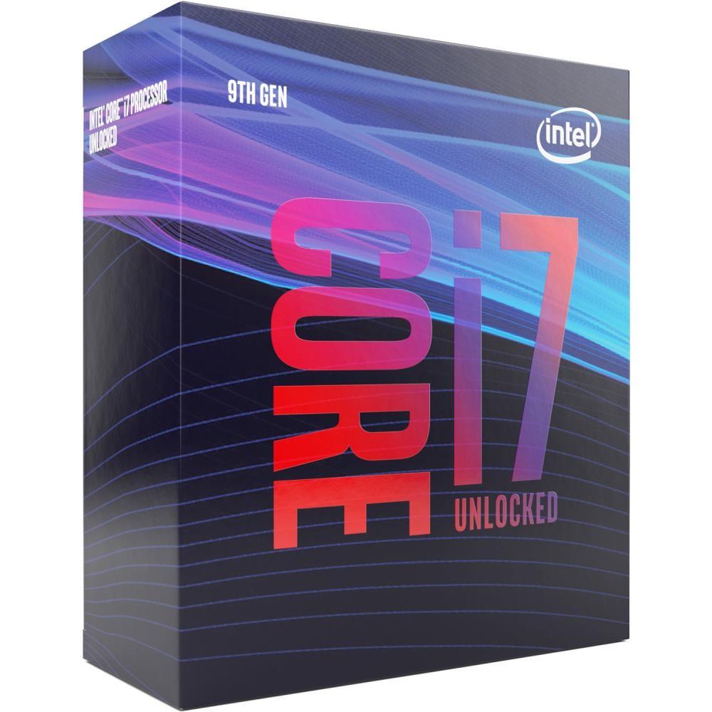 Intel Core i7-9700 protsessor 3 GHz Karp 12 MB Smart Cache