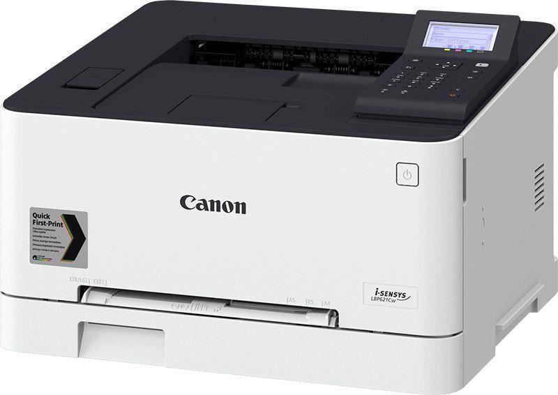 Colour Laser Printer|CANON|i-SENSYS LBP621Cw|USB 2.0|WiFi|ETH|3104C007