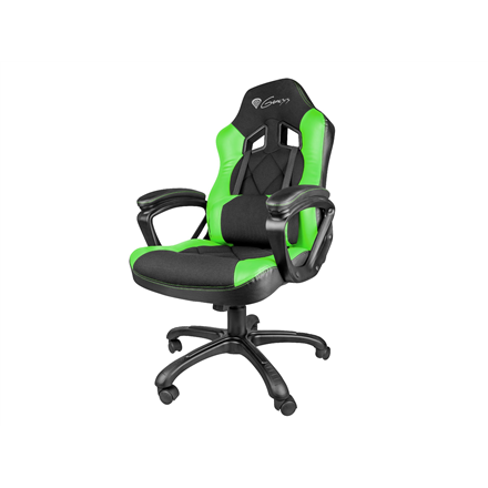 Genesis Gaming chair Nitro 330, NFG-0906, Black - green