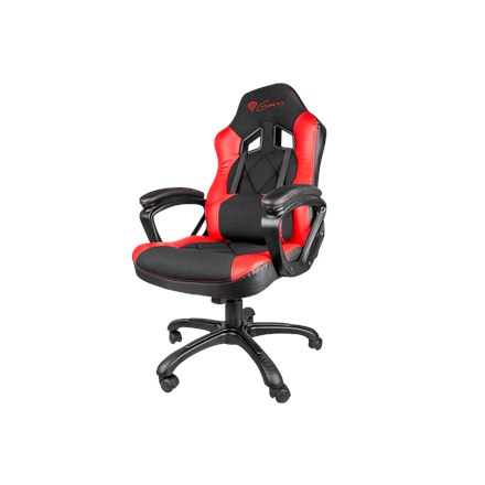 Genesis Gaming chair Nitro 330, NFG-0752, Black - red