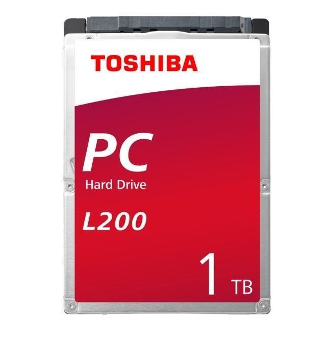 """Toshiba L200 2.5"""" 1000 GB Jada ATA III"""