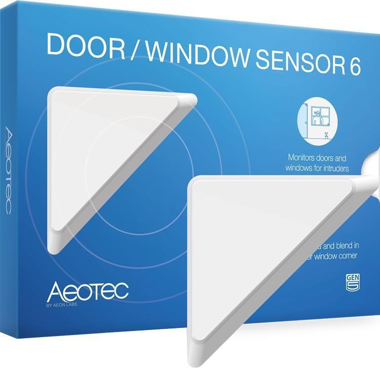 DETECTOR DOOR/WINDOW Z-WAVE/AEOEZW112 AEOTEC
