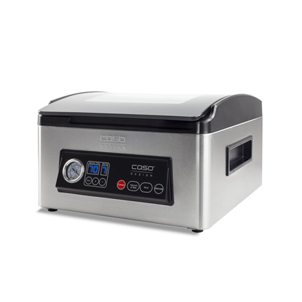 Caso Vacuum sealer VacuChef 70  Automatic, Silver/ black, 350 W, Film Box