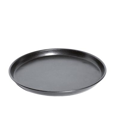 Caso CrispyWave Pizza plate Black, Diameter 26 cm