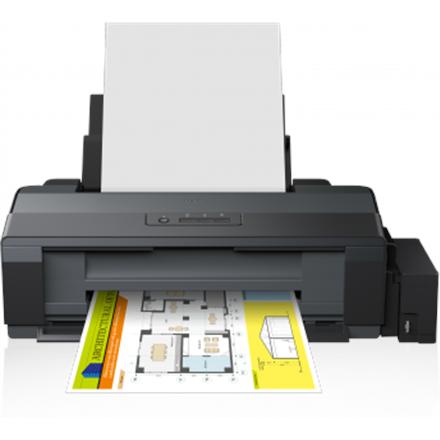 Epson L L1300 Colour, Inkjet, Standard, A3+, Black