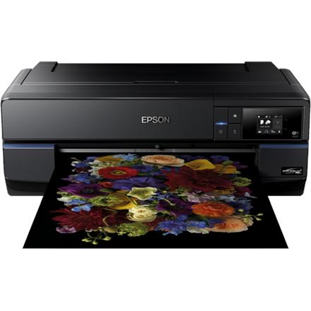 Epson SC-P800 Colour, Inkjet, Photo Printer, Wi-Fi, A2, Black