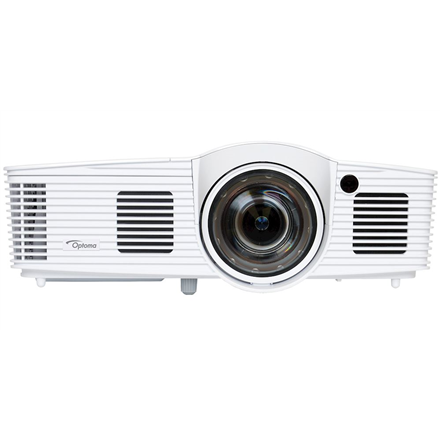 Optoma Short Throw Series GT1070Xe Full HD (1920x1080), 2800 ANSI lumens, White