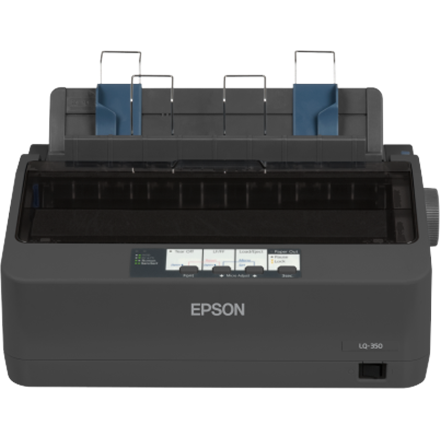 Epson LQ-350 Dot matrix, Standard, Black/Grey