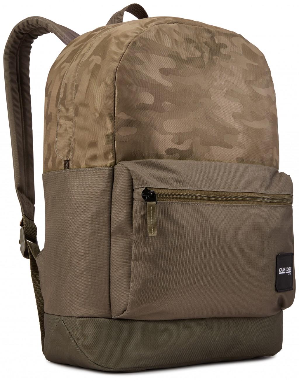 Case Logic Founder CCAM-2126 Green, 26 L, Shoulder strap, Backpack